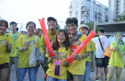 Thương hiệu smartphone Itel đồng hành sự kiện Color Me Run - ảnh 2