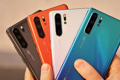 P30 là điện thoại cao cấp bán chạy nhất lịch sử Huawei - Ảnh 1