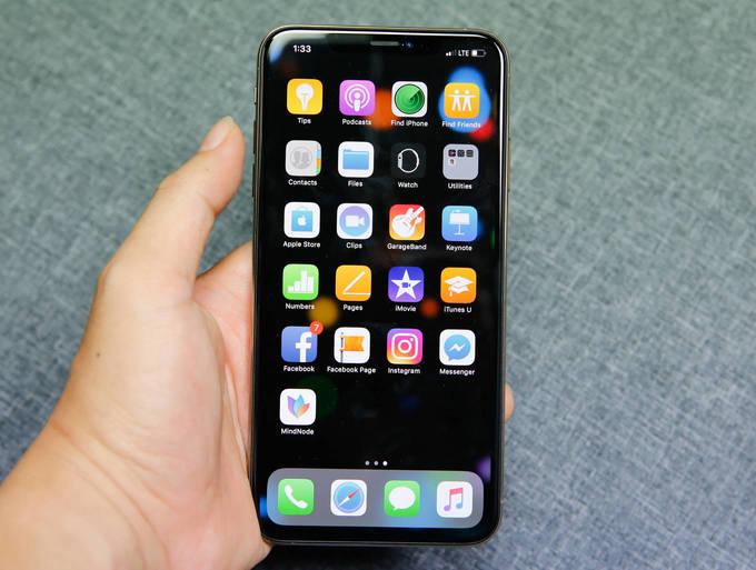 7 smartphone màn hình 'khổng lồ' tại Việt Nam
