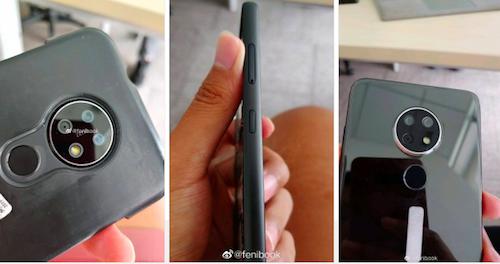 Điện thoại Nokia DareDevil lộ ảnh với cụm camera tròn - Ảnh 1