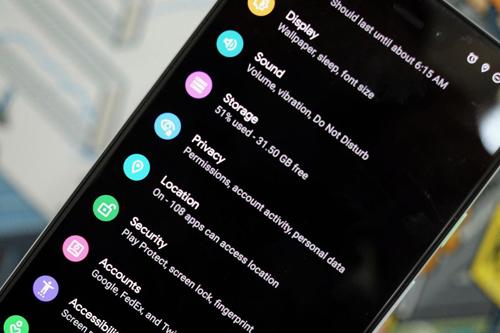 Một số ứng dụng Android có thể thu thập dữ liệu dù người dùng không cho phép. Ảnh: Cnet