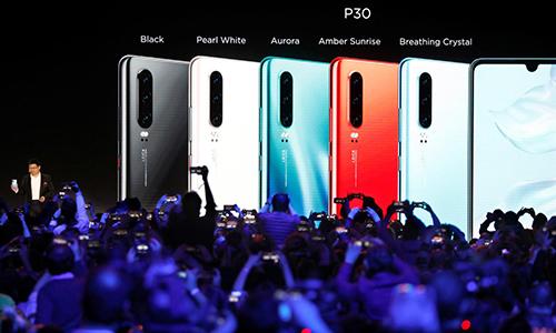 Huawei muốn tạo ra các sản phẩm tốt thay vì dựa vào chủ nghĩa dân tộc. Ảnh: Reuters