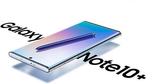 Ảnh rò rỉ Samsung Galaxy Note 10+.