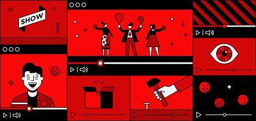 YouTube- trang webchia sẻ video do 3 nhân viên cũ của PayPal tạo nên vào tháng 2/2005 và được Google mua lại 1,65 tỷ USDtháng 11/2006 - đang được giới trẻ cho là một kênh kiếm tiền từ nội dung video nhanh và dễ nhất.