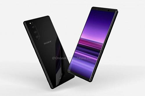 Sony sắp ra smartphone có màn hình 5K - Ảnh 2