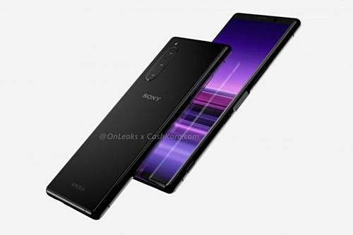 Sony sắp ra smartphone có màn hình 5K - Ảnh 1