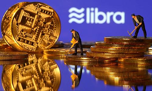 Làn sóng giả mạo Facebook để bán tiền điện tử Libra - ảnh 1
