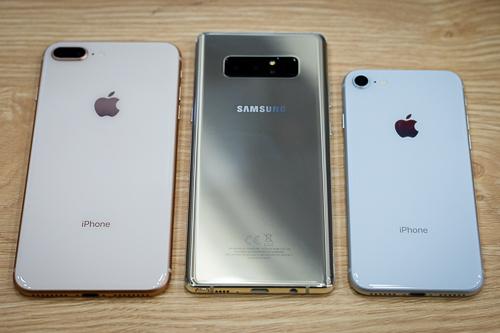 Smartphone Samsung giảm giá mạnh trước khi Note 10 ra mắt - Ảnh 1