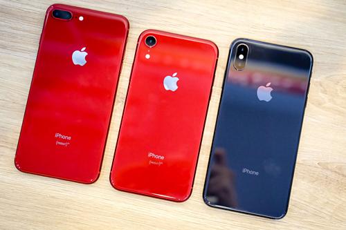 iPhone XS, XS Max và XR mất giá nhanh ở Việt Nam.