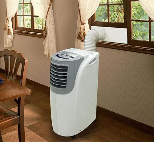 Máy lạnh mini cũng đòi hỏi không gian phòng kín.