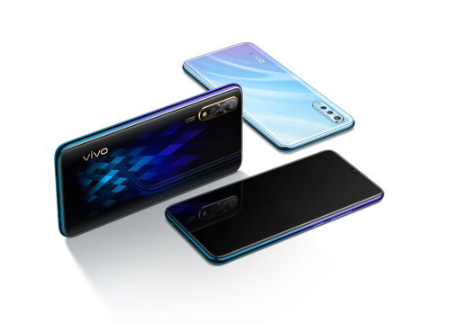 Thế Giới Di Động ưu đãi cho Vivo S1 khi vừa lên kệ