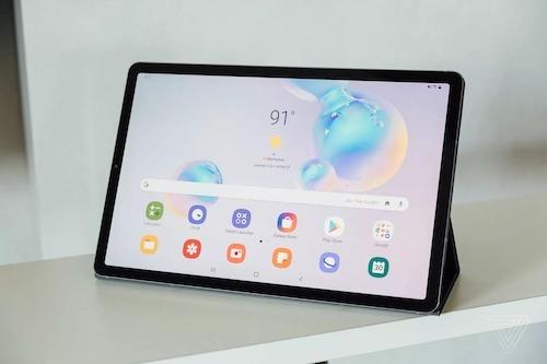 Samsung ra Galaxy Tab S6 cạnh tranh với iPad Pro