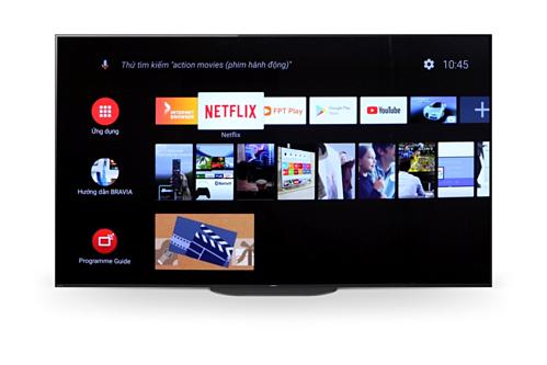 Sony tối ưu ứng dụng giải trí Netflix trên dòng TV Bravia - ảnh 1