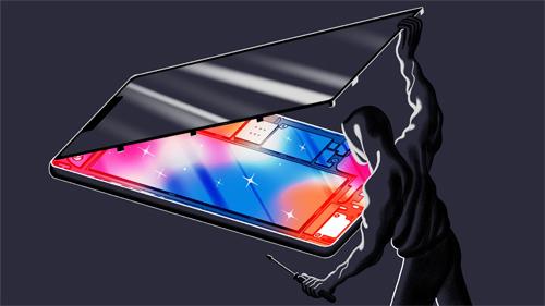 Apple sẽ xây dựng phiên bản iPhone riêng cho các hacker lão làng. Ảnh: Vice.