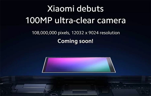 Xiaomi hé lộ điện thoại với camera 108 megapixel - Ảnh 1