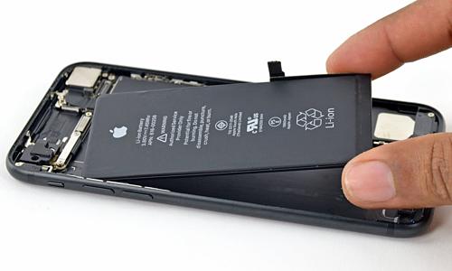 Không thể kiểm tra tình trạng iPhone nếu thay pin không chính hãng - Ảnh 1
