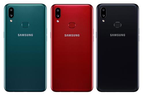 Galaxy A10s cùng tầm tiền với Oppo A3s, Xiaomi Redmi 7.