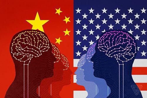 Trung Quốc đang phấn đấu để vượt qua Mỹ trong cuộc chiến về AI