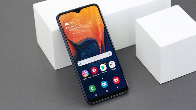 smartphone màn hình lớn