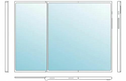Smartphone LG được cấp bằng sáng chế