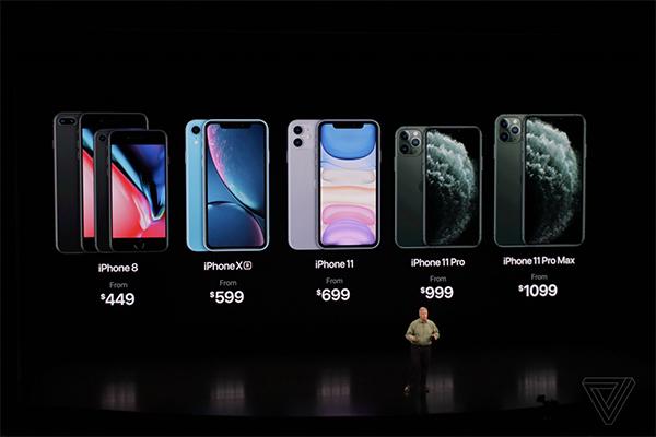 Apple trình làng 3 iPhone mới - page 2 - 5