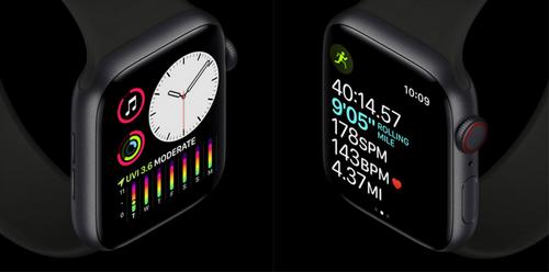 Apple lần đầu đưa tính năng màn hình luôn bật lên Watch.