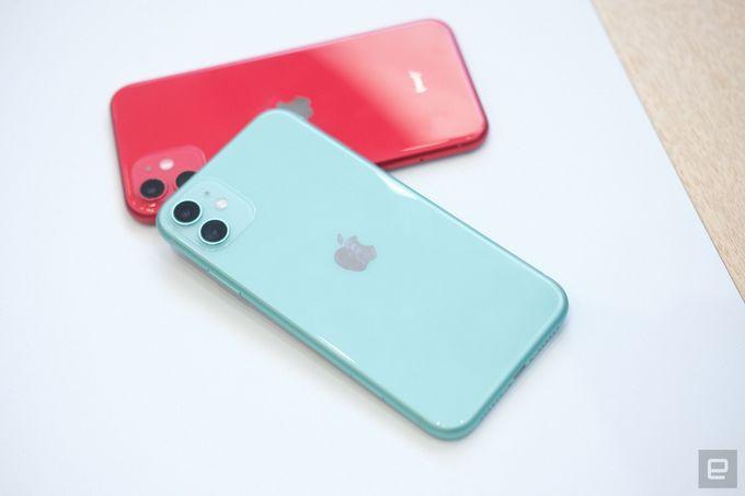 Ảnh thực tế iPhone 11