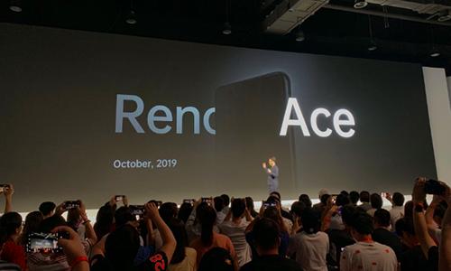 Phó chủ tịch Oppo Brian Shen hé lộ Reno Ace tại sự kiện ra mắt Reno2.