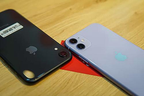 iPhone 11 là phiên bản nâng cấp từ iPhone XR.