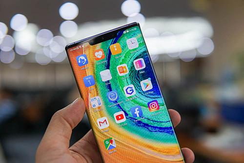 Huawei Mate 30 Pro từng cài được các ứng dụng Google nhờLZPlay