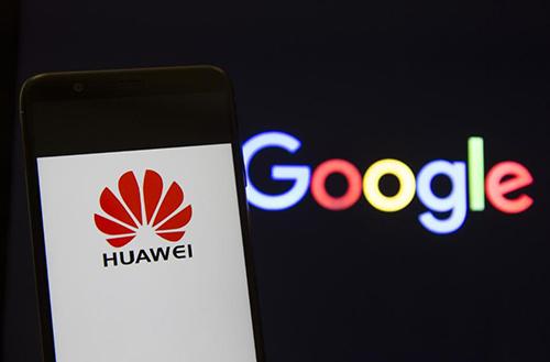 Huawei vẫn phụ thuộc Google kể cả khi không dùng loạt dịch vụ của công ty tìm kiếmMỹ. Ảnh: Forbes.