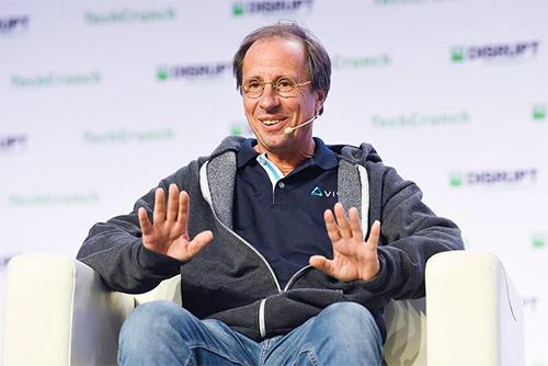 Yves Maitres, cựu CEO của Orange và làCEO mới của HTC.