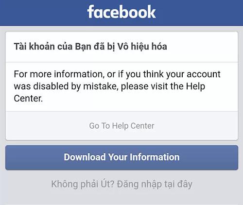 Mất tài khoản Facebook vì đi report kẻ xấu - ảnh 1