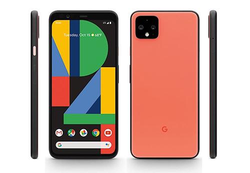 Google ra bộ đôi Pixel 4 - smartphone đầu tiên có radar - ảnh 1