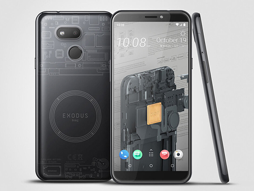 HTC ra smartphone blockchain thế hệ thứ hai - ảnh 1