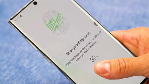Samsung phát hành bản vá lỗi vân tay cho Note 10, S10 - ảnh 1
