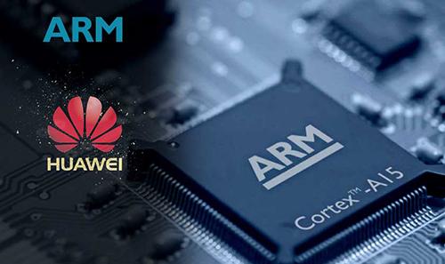 ARM hợp tác trở lại với Huawei - ảnh 1