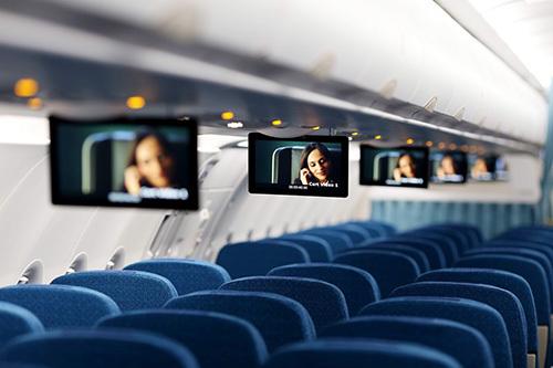 Công nghệ giải trí số trên máy bay Vietnam Airlines - ảnh 1