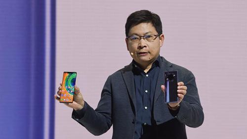 Thị phần smartphone Huawei áp đảo Apple - ảnh 1
