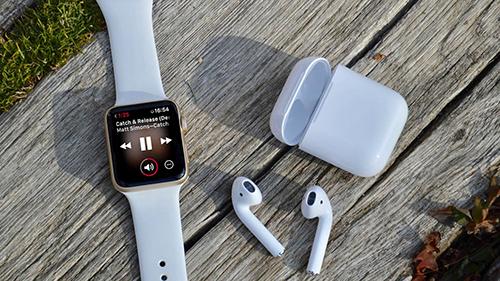 Doanh thu Apple tăng mạnh nhờ thiết bị đeo và iPad - ảnh 1