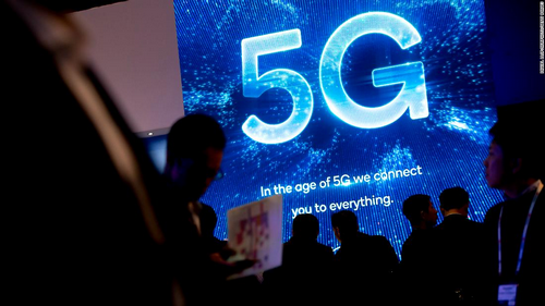 Mạng 5G lớn nhất thế giới thuộc về Trung Quốc. Ảnh: Zerchoo.