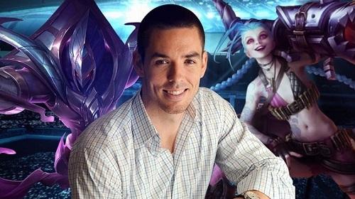 Riot Games là công ty phát hành tự game MOBA nổi tiếng League of Legends. Ảnh: Beincryto