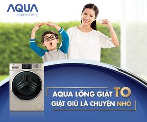 Những ưu điểm của máy giặt Aqua lồng lớn - ảnh 2