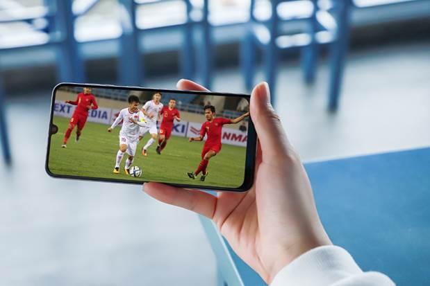 Galaxy A50s - smartphone pin khủng cho mùa SEA Games - ảnh 1