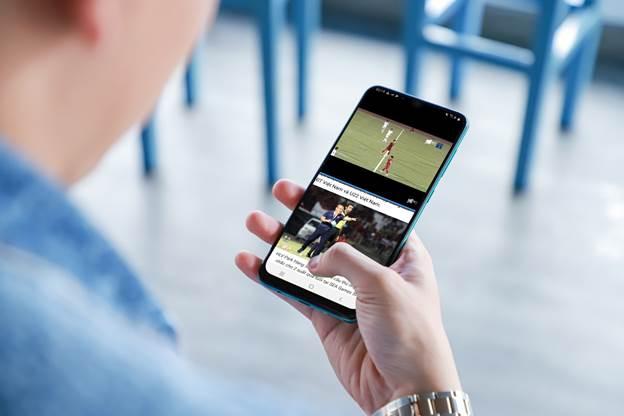 Galaxy A50s - smartphone pin khủng cho mùa SEA Games - ảnh 2