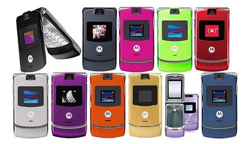 Dòng Razr từng mang lại thành công lớn cho Motorola. Ảnh: Android Authority