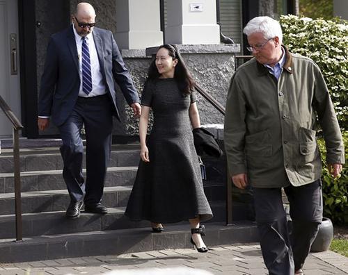 Công chúa Huawei sống thế nào sau một năm bị giam lỏng - ảnh 2