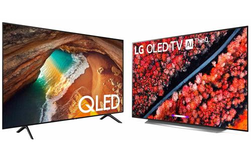 Samsung và LG so kè vị trí số một ở hạng mục TV xuất sắc - ảnh 1