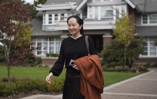 Công chúa Huawei sống thế nào sau một năm bị giam lỏng - ảnh 1