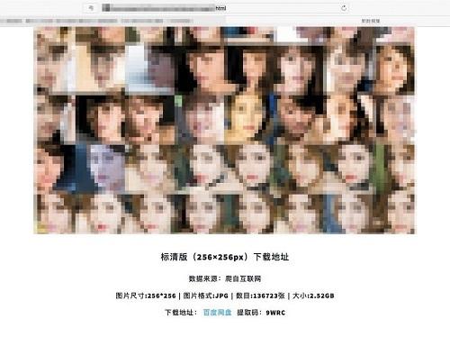 Dữ liệu 5.000 khuôn mặt giá 10 nhân dân tệ - ảnh 1